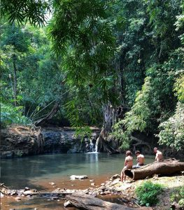 leng ong waterfall